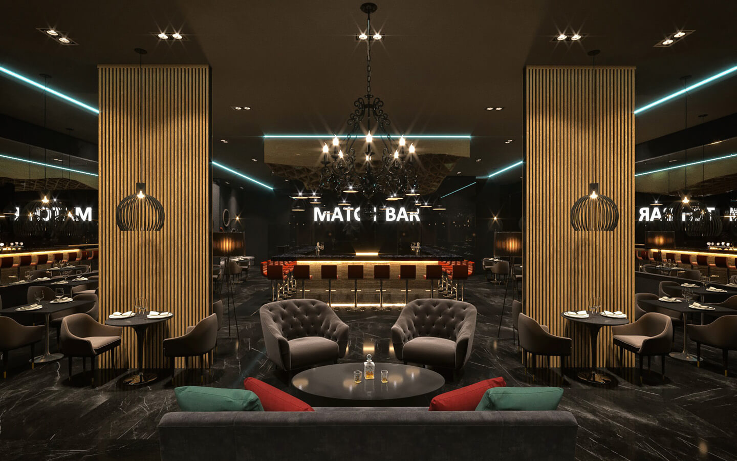 Matchbar Restaurant